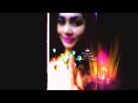 MISS SHIVANI INDIAN SINGER, COMPOSER LYRICS BEST FEELING MADLY CRAZY MUSIC RINGTONE (2019 1st video)