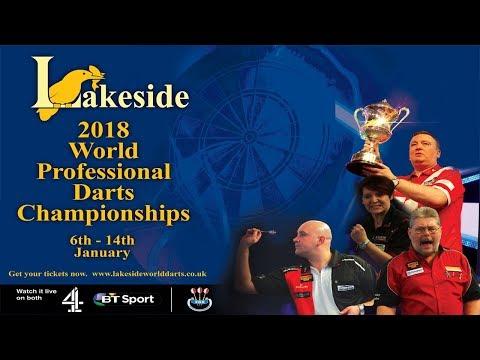 Lakeside 2018 World Professional Darts Chamionship