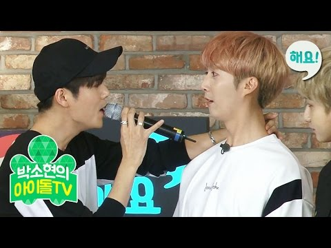 [Heyo idol TV] Double S 301 - U R MAN Live [박소현의 아이돌TV] 20160621