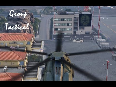 Arma 3 - Group Tactical | The Good Stuff - Public Ops