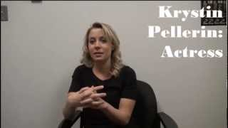 Krystin Pellerin, Evita and Early Acting Experience Thumbnail