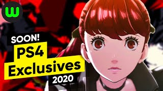 15 Upcoming PS4 Exclusives of 2020
