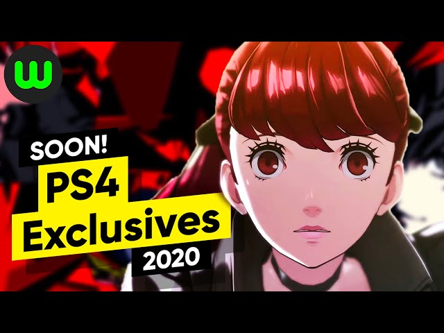 15 Upcoming PS4 Exclusives of 2020 | whatoplay