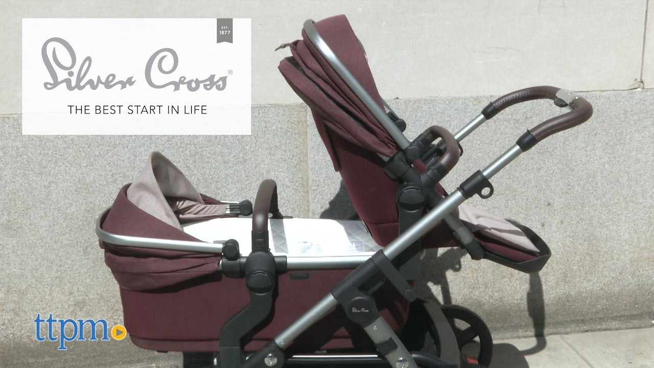 Pram Extra Seat Wave Stroller From Silver Cross