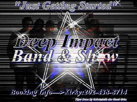 Deep Impact Band Love Bounce