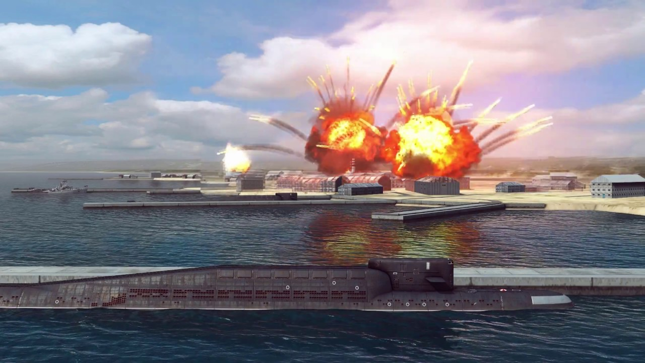 Cold Waters - New Submarine Simulation