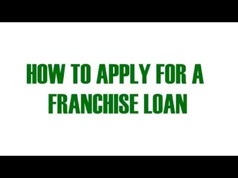 How to Get a #Franchise #Loan