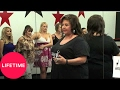 Dance Moms: Abby Demonstrates How to Exit the Stage (S3, E36) | Lifetime