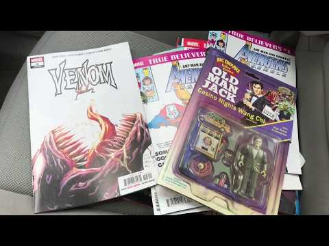 Comic Book Pickups June 27 2018 New Comics Wednesday Marvel DC IDW Image Dark Horse