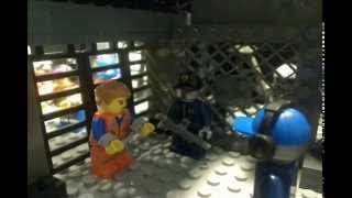 The LEGO Guardians of the Galaxy movie trailer