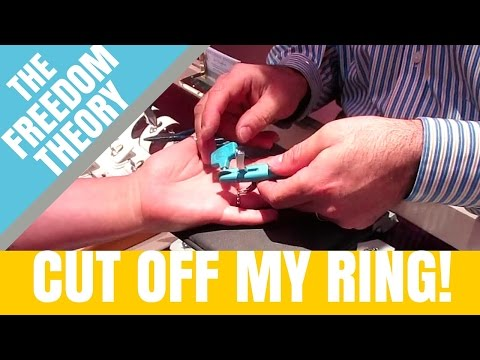 CUTTING MY WEDDING RING OFF! | The Freedom Theory