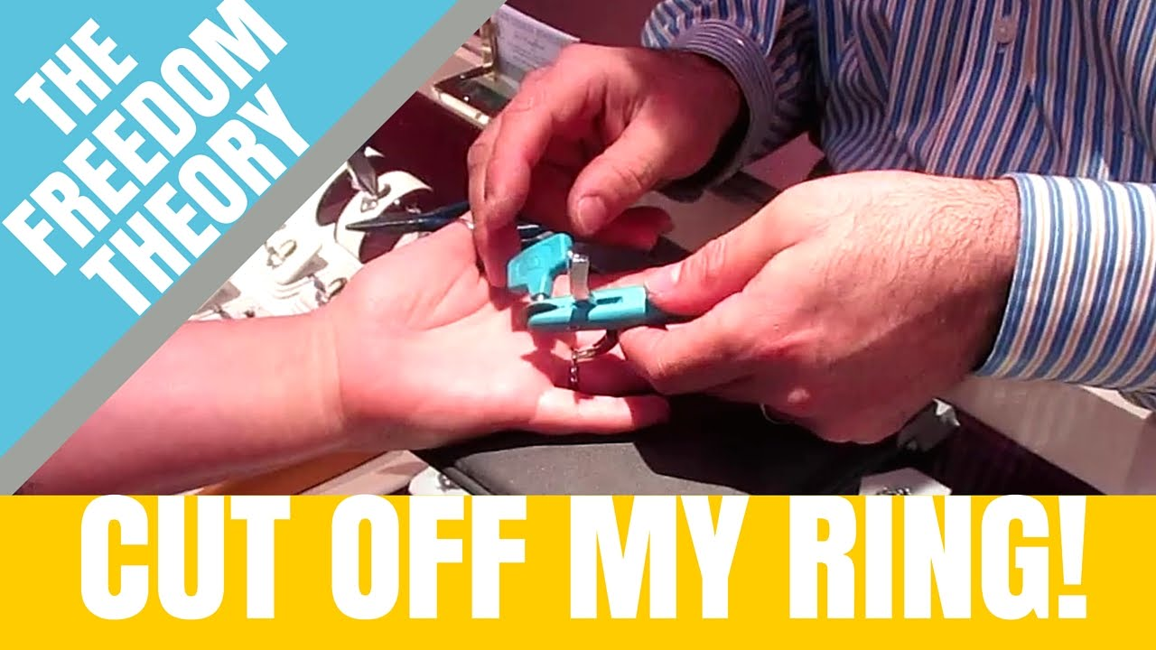 CUTTING MY WEDDING RING OFF! | The Freedom Theory - YouTube