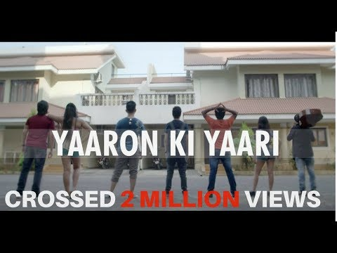 Yaaron ki Yaari | Official Song | Friendship Day Special Song 2017| Dosti | Indian Idol 3 Family|