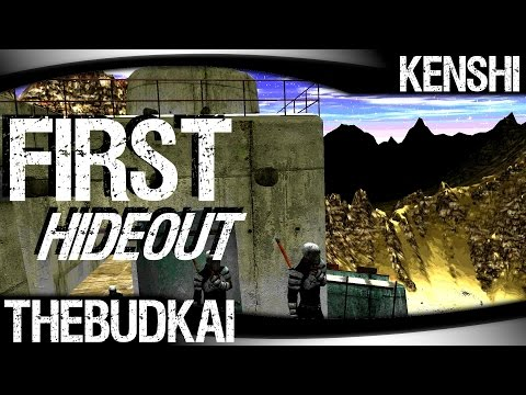 Kenshi :: S2 Ep 7 :: First Hideout |