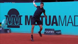 ATP Players Describe Dominic Thiem in One Word!