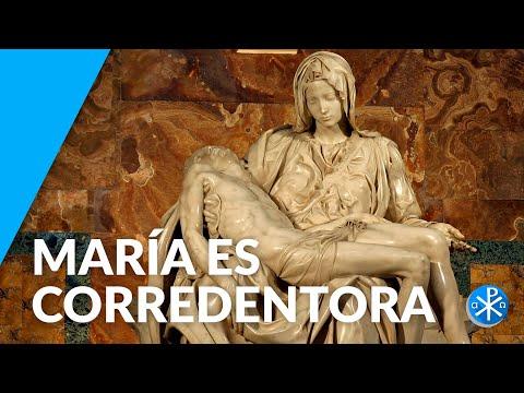 María es Corredentora   Perseverancia - P. Gustavo Lombardo