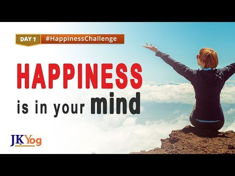Truth about Happiness   Happiness Challenge   Day 1   New Year Resolution 2019