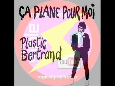 Клип Plastic Bertrand - Ça plane pour moi (Remix)