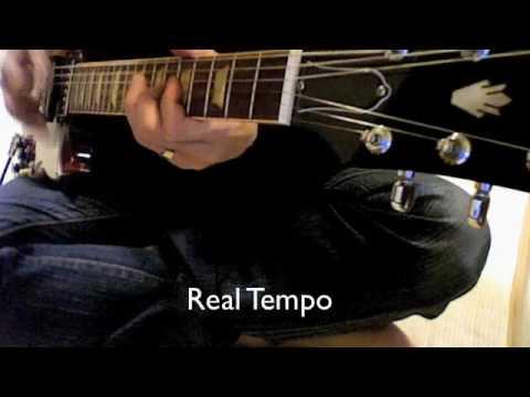 AC/DC - Landslide Guitar Tutorial