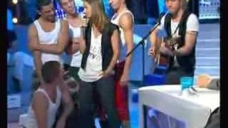 *** Axelle Lafont & Julien Doré ***