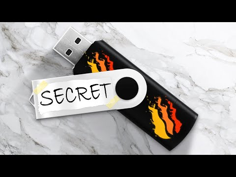 I Found PrestonPlayz SECRET Minecraft USB!