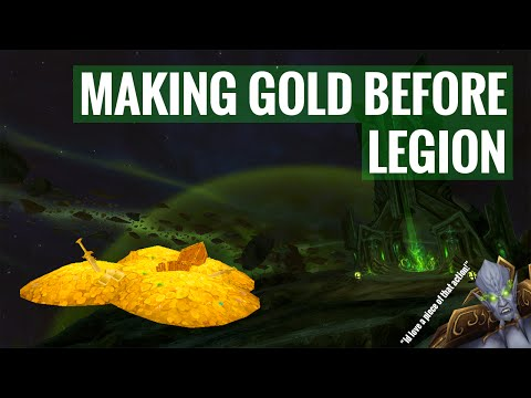 5 Ways to Make Gold Before Legion
