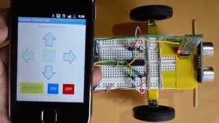 ✅ Código Arduino para Carro a Control Remoto Bluetooth