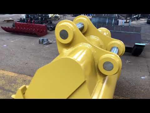 RSBM Excavator Bucket Price Heavy Duty Bucket For Cat320