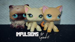 Lps : Impulsions |6| ❝violations de confinement❞