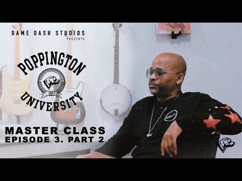 Poppington University Master Class- Episode 3 Part 2 - No Fake Followers, Be Consistent.