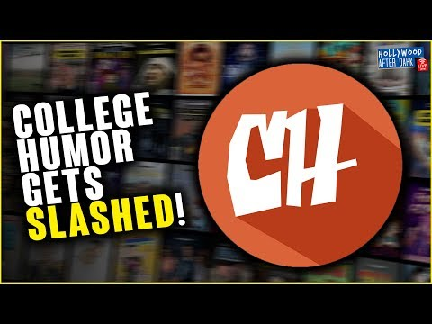 CollegeHumor FIRES over 100 employees because money ran out