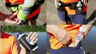 видео Спортивная бутылка для воды: обзор разных моделей