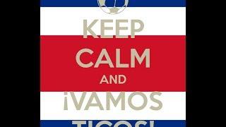 Compilado de canciones de apoyo a la Selección Nacional de Costa Rica