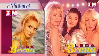 Lepa Brena, Vesna Zmijanac & Mira Skoric - Muskarci - (Official Audio 1995)