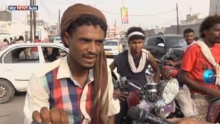 حظر حركة الدراجات النارية في عدن