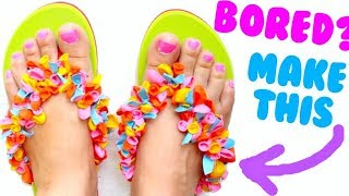6 COOL CRAFTS TO DO WHEN YOU'RE BORED | Quick & Easy DIY Ideas