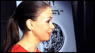 "Tony Nominee Chat: ""Anything Goes"" Star Sutton Foster"