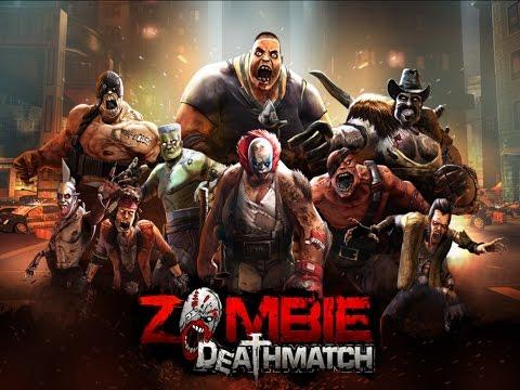 Zombie Deathmatch - Gameplay (iOS,  iPad)(ENG) 2015