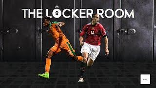 WILFRIED ZAHA ENTERS THE LOCKER ROOM - Palace, Man United, Social Media, Neymar, Ivory Coast