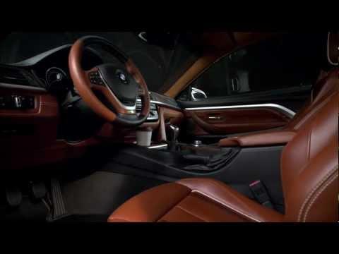 BMW 4 Series Coupe Concept - Interior