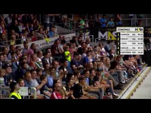 MUNICH MASH 2015: BMX STREET RINK Full Event Livestream