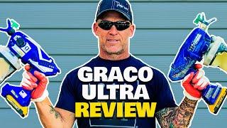 Graco Ultra Handheld Battery Operated Sprayer Reveiw
