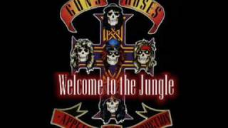 Welcome to the Jungle - Guns N