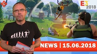 Fortnite: Sony's answer to account lock! PUBG: Map selection is not coming! | GW-NEWS