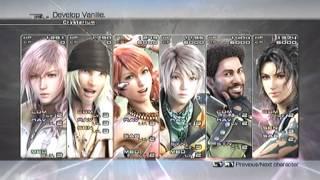 FFXIII Episode LXII: Caravan Risen