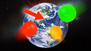 99% IMPOSSIBLE HOLE IN ONES FROM SPACE! (Golf It)