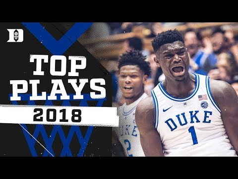 Duke Basketball: Top 10 Plays of 2018! Mp3