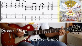 Cómo Tocar Sassafras Roots - Green Day