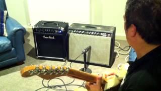 1966 Fender Deluxe Amplifier (Original)