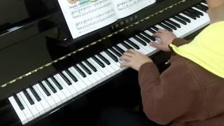 Bastien Piano Basics Level 3 Performance No.16 Happy Holidays (P.28)